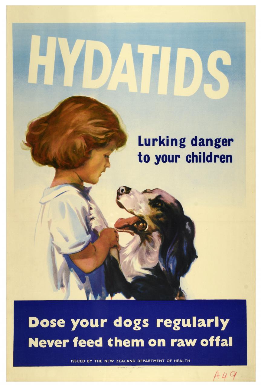 Hydatids - Lurking danger to your children