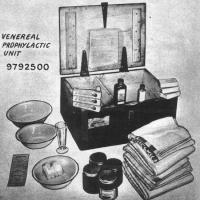 WW2 VD prophylaxis kit